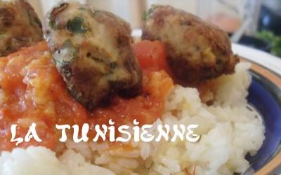 Boulettes tunisiennes de sardine – Kaâber sardina
