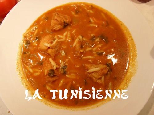 Hlalem tunisiennes au poisson la tunisienne - Cuisine tunisienne poisson ...
