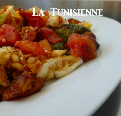 Kafteji tunisien classique