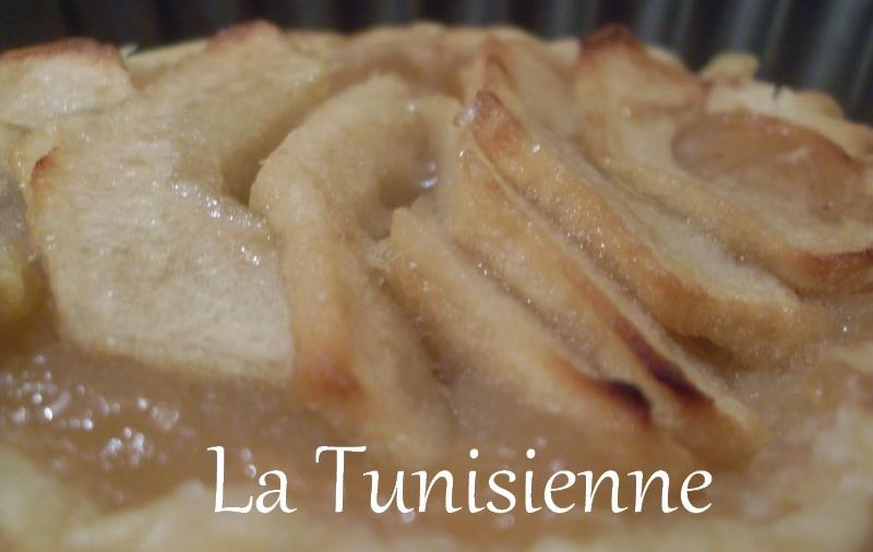 Tartelettes croustillantes aux pommes - Feuillete aux pommes caramelisees ...
