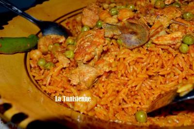 Chorba mfawra – Langues d'oiseau au poulet