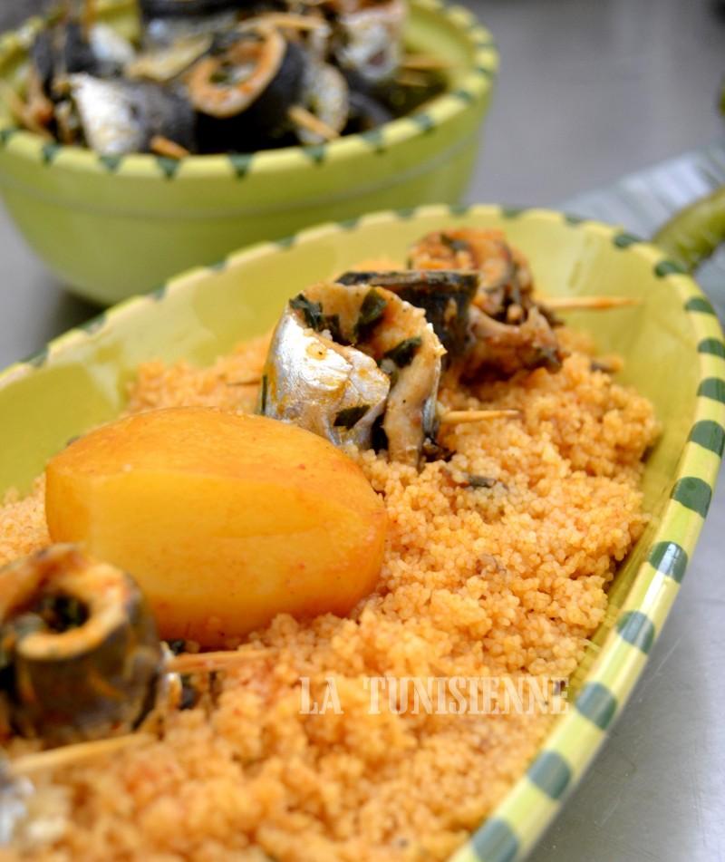couscous sardines 4