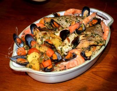 Couscous italien aux poissons, dans la Tunisie du XIXe siècle