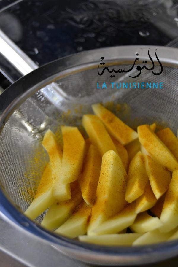chapati tunisien 2