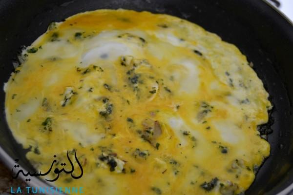chapati tunisien 5
