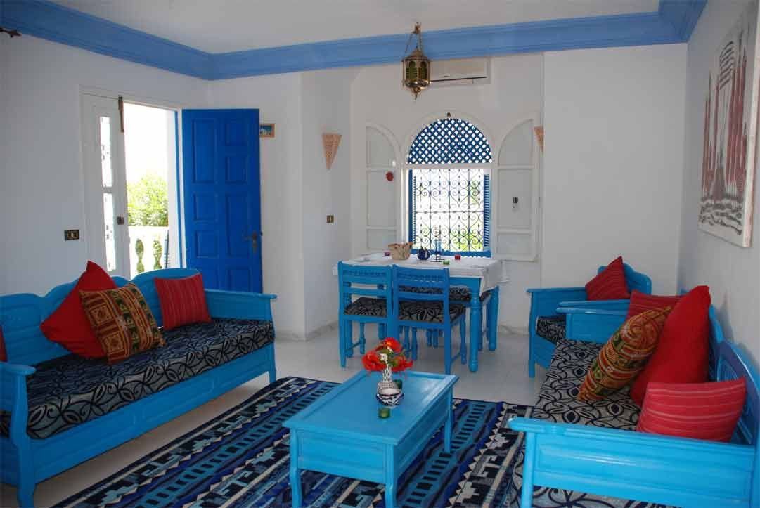 decoration maison tunisienne