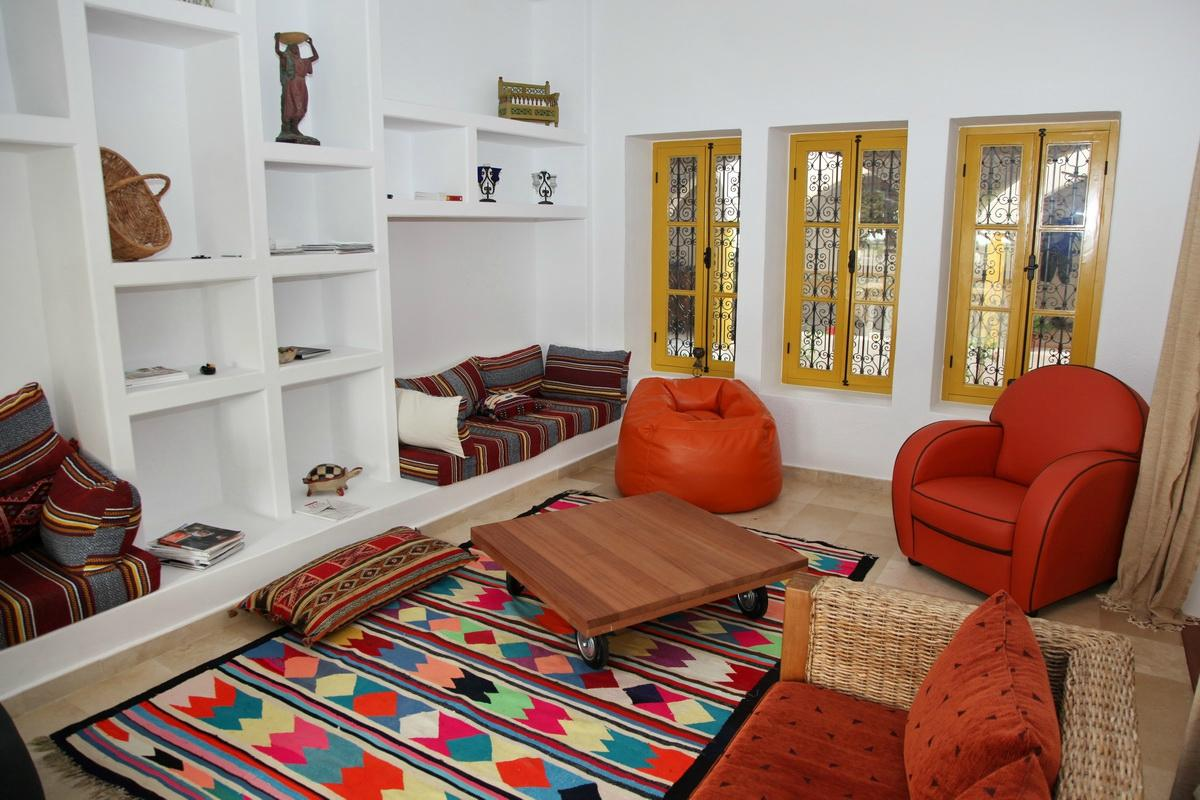 12 id es d co pour une ambiance tunisienne for Decoration maison style