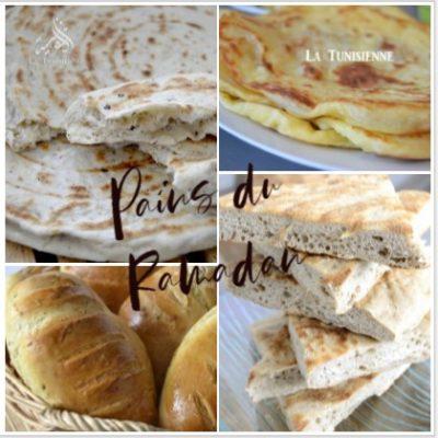 9 recettes de pain pour le Ramadan