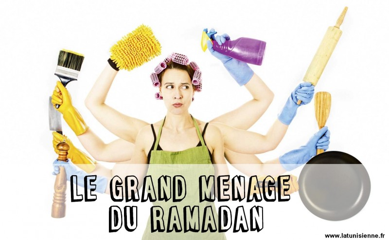 le grand ménage du ramadan