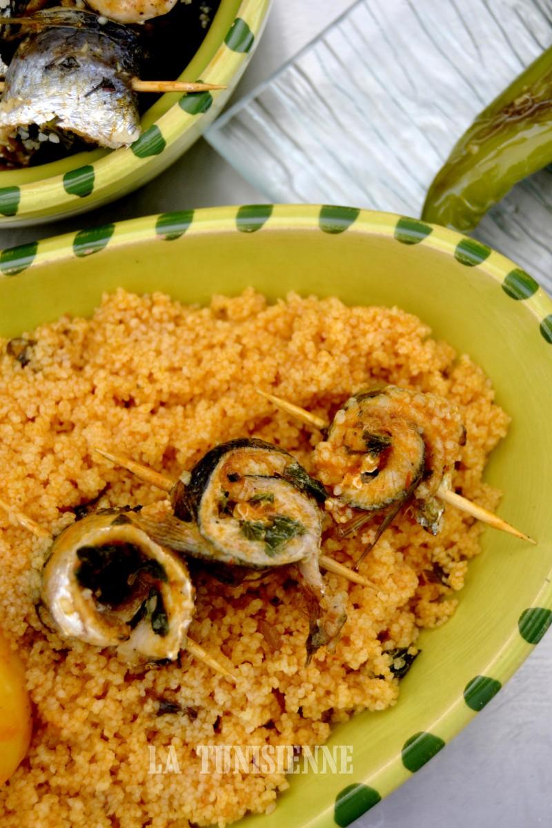 couscous sardines 5