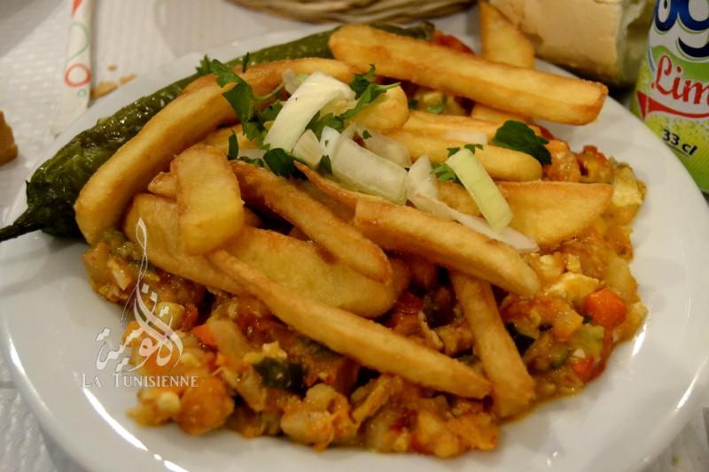 kafteji tunisien 1