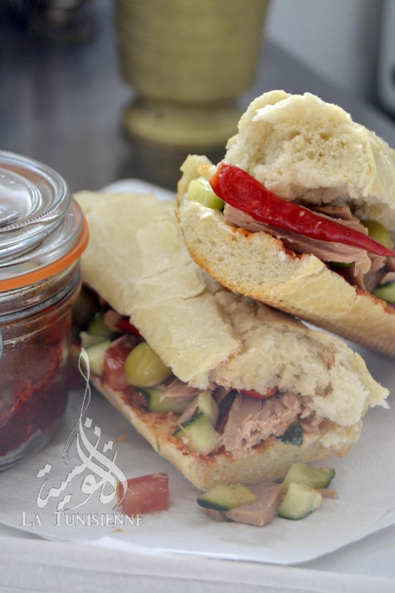 sandwich tunisien 2