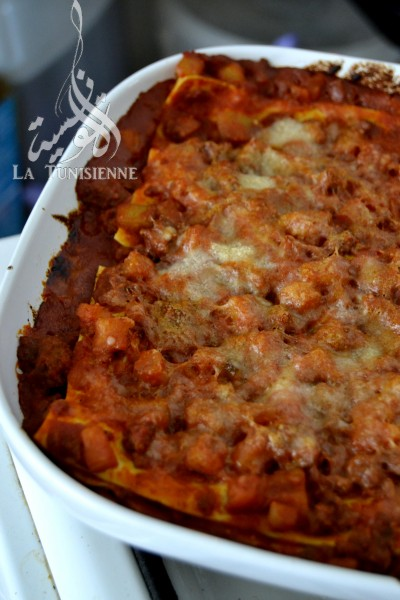 lasagnes aubergine parmesan 2