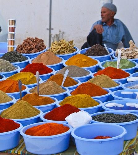 épices cuisine tunisienne