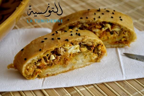 pain farci tunisien 2